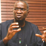 Fashola attacks Goje, says his language unparliamentary