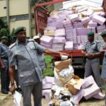 Customs service hits N486bn revenue in 6 months