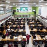 NSE main-board index leads indices by 4.14%