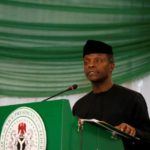 Acting President Osinbajo urges military to adapt to changing times