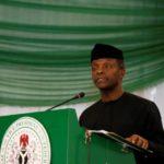 Acting President Osinbajo affirms Nigeria's indivisibility