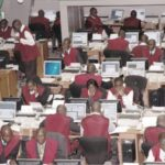 Stock Exchange capitalisation closed negative on second day