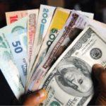 Naira weakens to 367/dollar