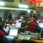 Stock market capitalisation gains 0.84%