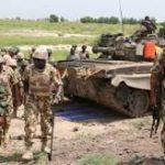 Troops destroy Boko Haram market in Borno