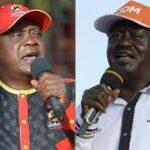 Kenyans await Odinga's response to Kenyatta election win