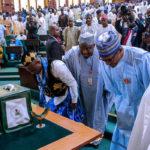 Buhari bans recruitment by MDAs, presents N8.612tn budget