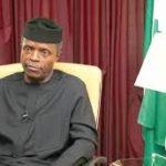 Nigeria must prepare for world after oil – Osinbajo