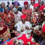 Buhari in Ebonyi, urges Igbo to reject secession propaganda