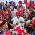 Buhari in Ebonyi, urges Igbo to reject secession propaganda
