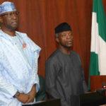 Why FG hasn't prosecuted some treasury looters – Osinbajo