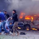 Car bomb blast kills eight in Syria