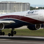 FG discusses Arik's London route return with UK