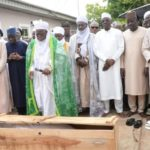 President Buhari, Saraki, others mourn former ICPC Chairman