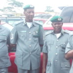 Federal Operations Unit, FOU, Zone A Impounds over N1.3 b worth of Rice and Vehicles