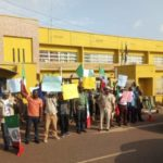 Labour pickets MTN over anti-workers policies