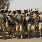 PHOTOS: Soldiers raze camps of alleged armed herdsmen in Benue