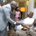 Ambode, Amosun, Gowon, Akiolu, others felicitate with Williams at 99