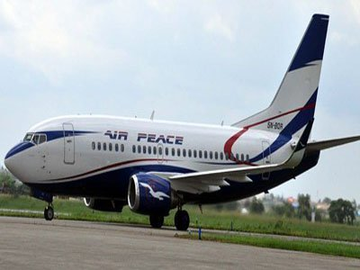 Air Peace Lagos-Owerri flight makes air return