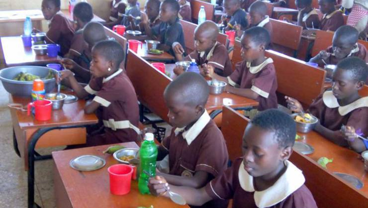 World Food Day 2018: PDU Scores National Home Grown School Feeding Programme High