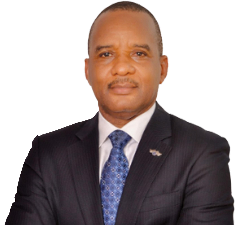 NIMASA DG - Dr. Bashir Jamoh