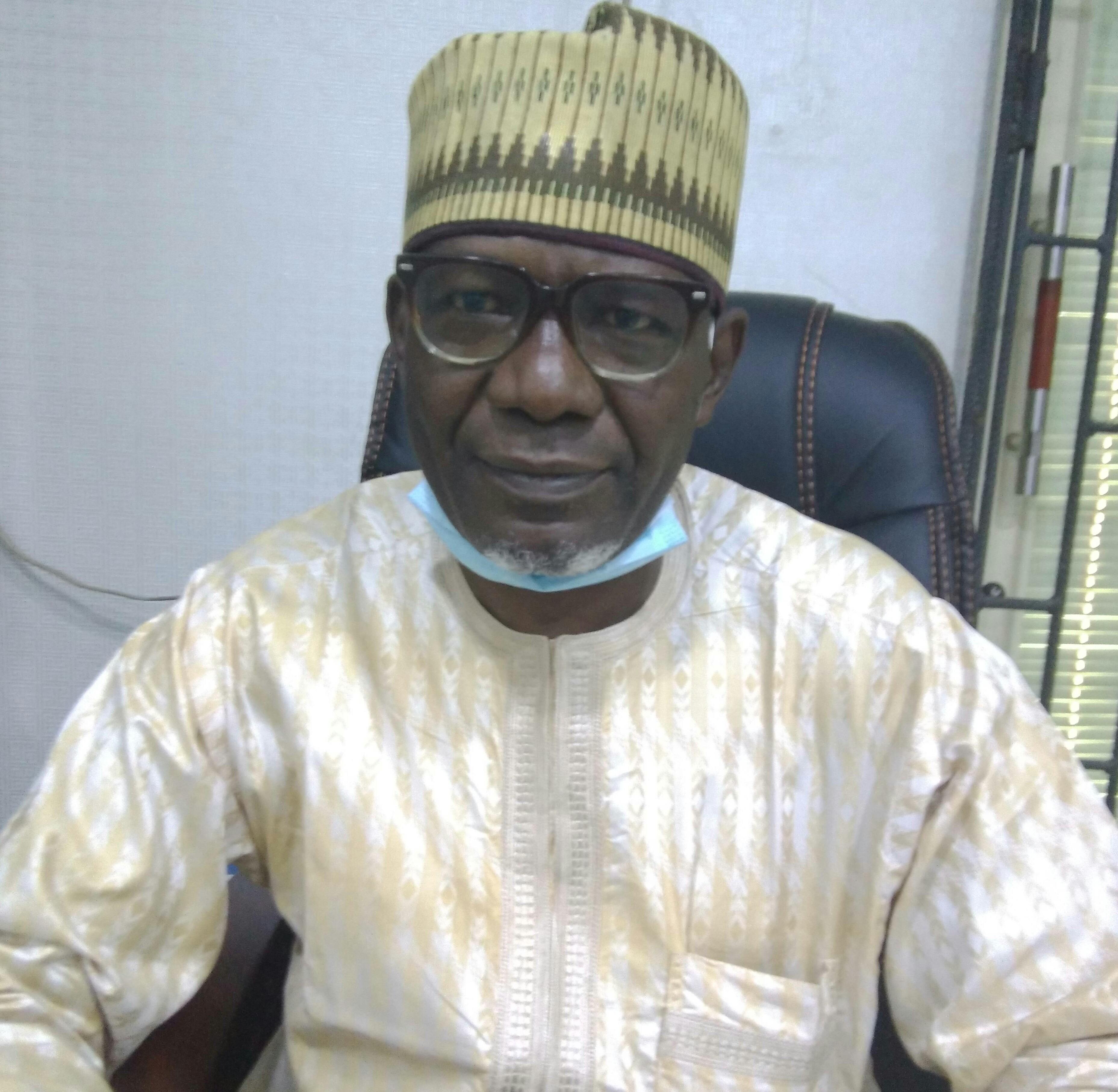 President ABCON, Aminu Gwadabe
