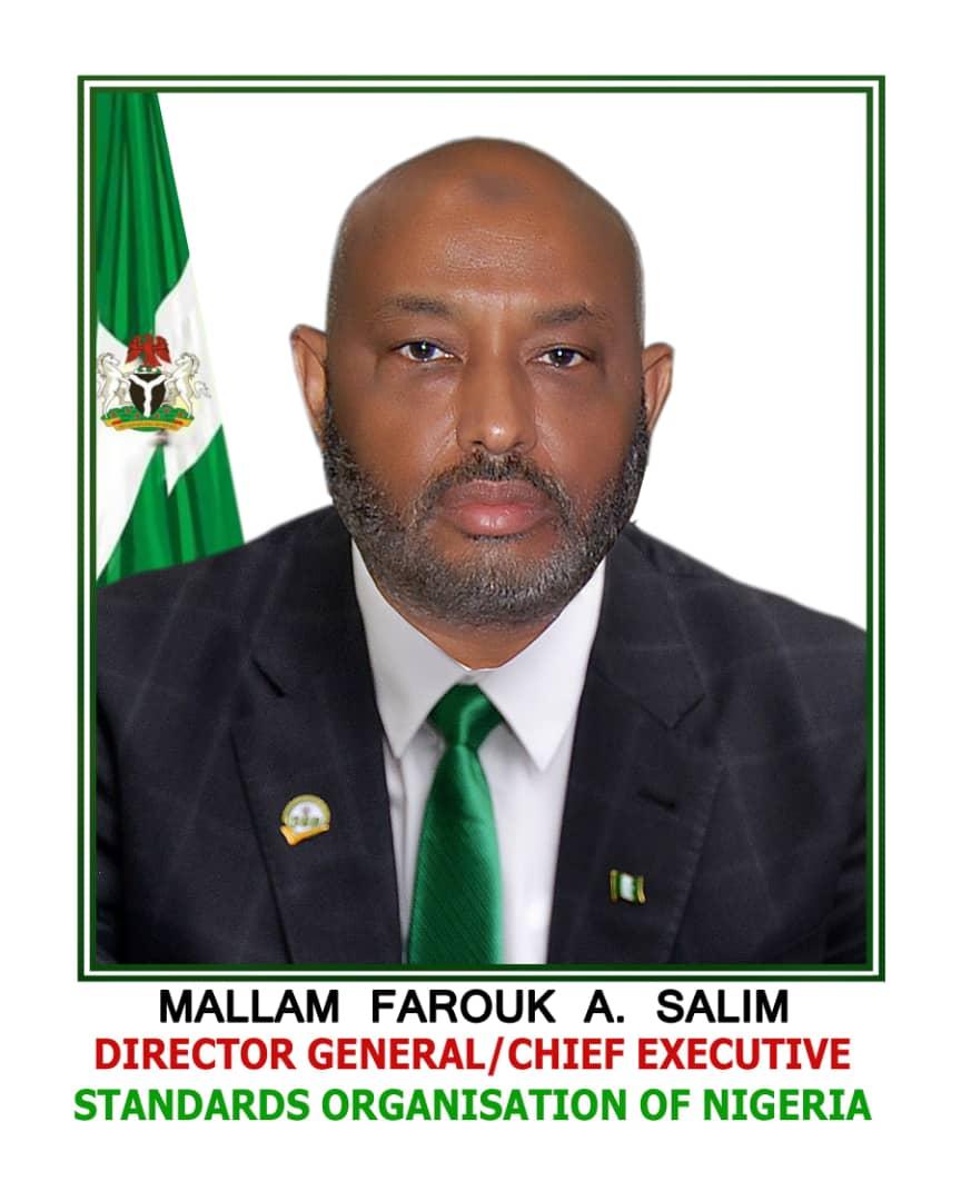 SON DG, Farouk Salim