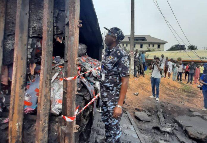 Again Explosion Rocks Otedola Bridge