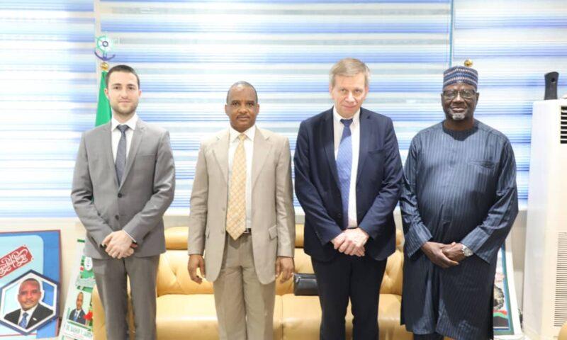 NIMASA: Korea, Belgium Pledge More Support Towards Improving Maritime Security And Trade