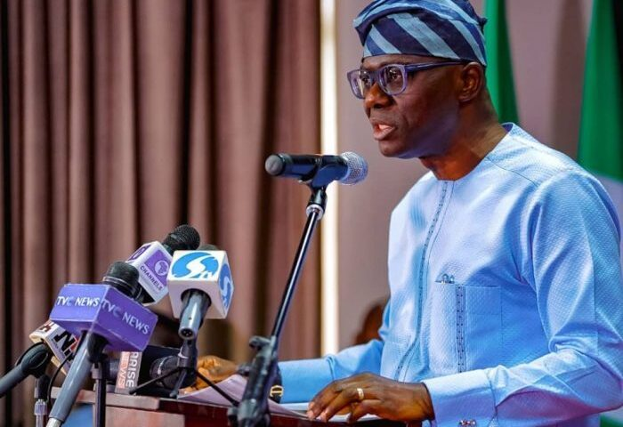 #EndSARS Violent Protests: Sanwo-Olu Imposes 24-Hour Curfew In Lagos