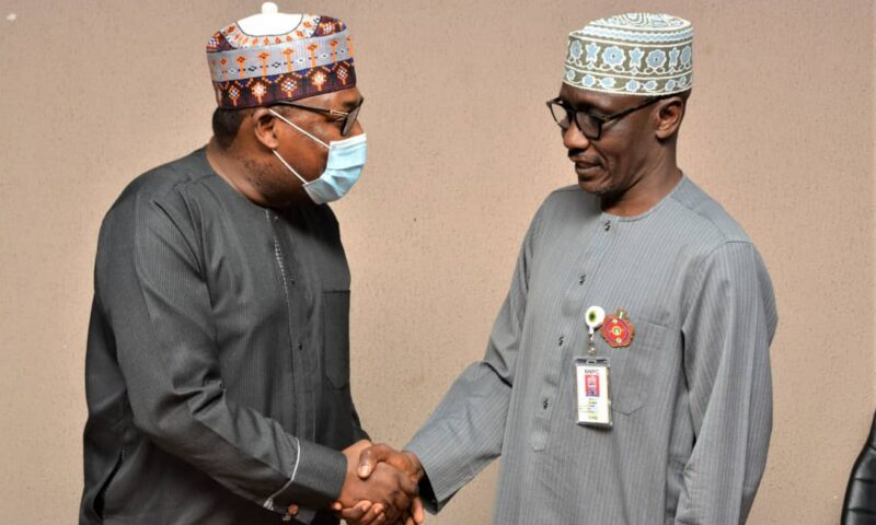 Kyari Pledges NNPC's Support for Indigenous Shipping Coys.