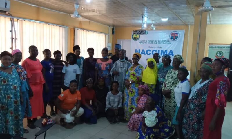 ILECCIMA Celebrates NACCIMA@60 With Grants For Micro Businesses In Ijeshaland