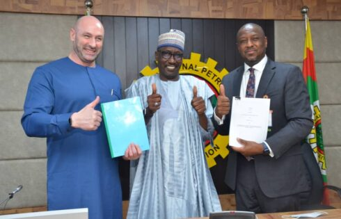NNPC Signs $1.5billion PH Refinery Rehabilitation Contract