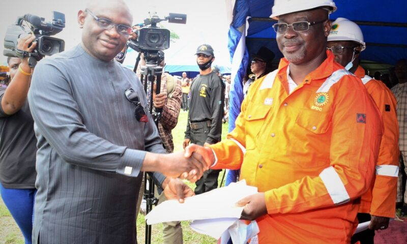 NPDC, Ogoni People Pledge Cooperation On Oil Production
