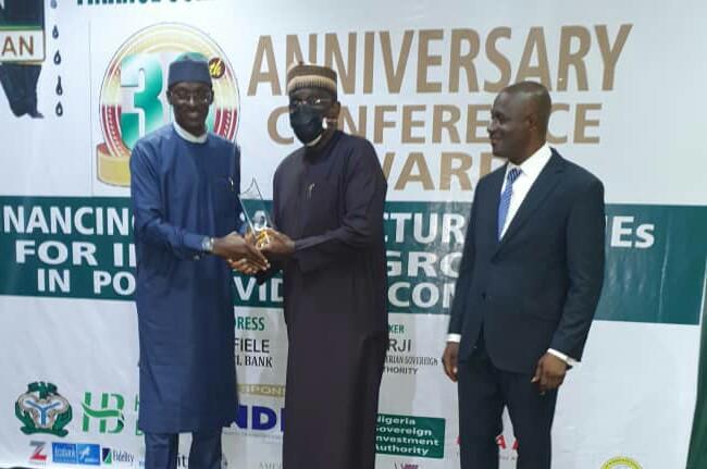 NDIC bags FICAN Financial Journalism Support Award