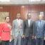 Chairman EFCC, Abdulrashid Bawa On Courtesy Visit To NDIC Abuja Head Office