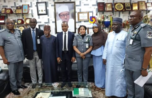 Deep Blue Project Assets: NiMASA Customs Agree On Fast Delivery