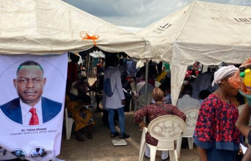 Taiwo Afolabi Ibadan Medical Outreach Offers Free Dental Treatment To 165 Beneficiaries